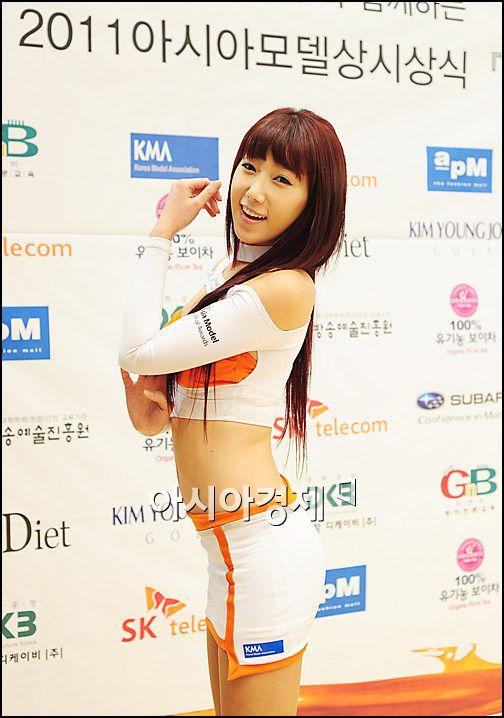 [Lee Sung Hwa] 2011.01.15 - Asia Model Awards Profile Photos
