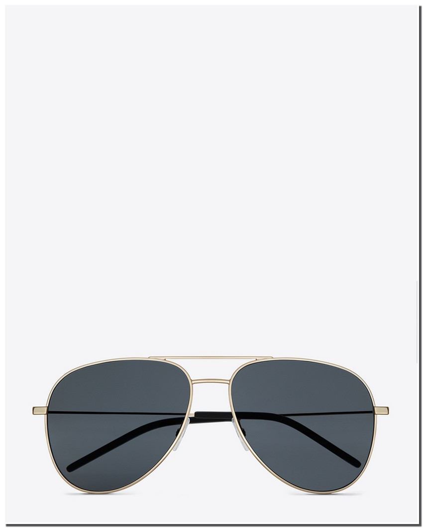 d54242832c Ysl Aviator Sunglasses