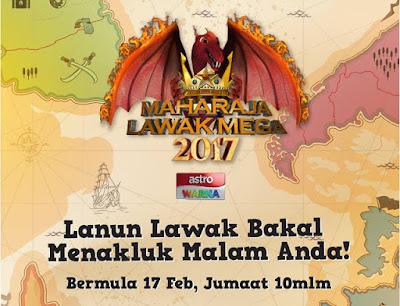 Maharaja Lawak Mega 2017