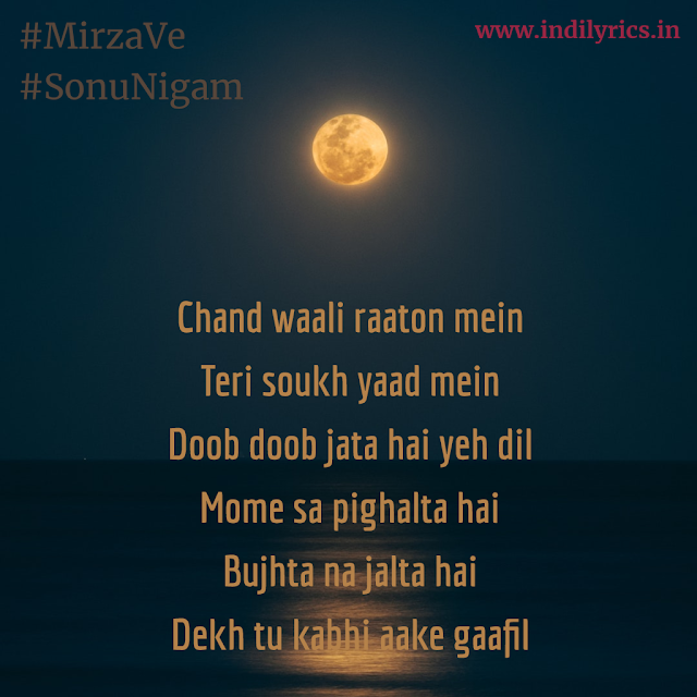 Mirza Ve Male version | Sonu Nigam | Full Song Lyrics with English Translation and Real Meaning explanation | Marudhar Express