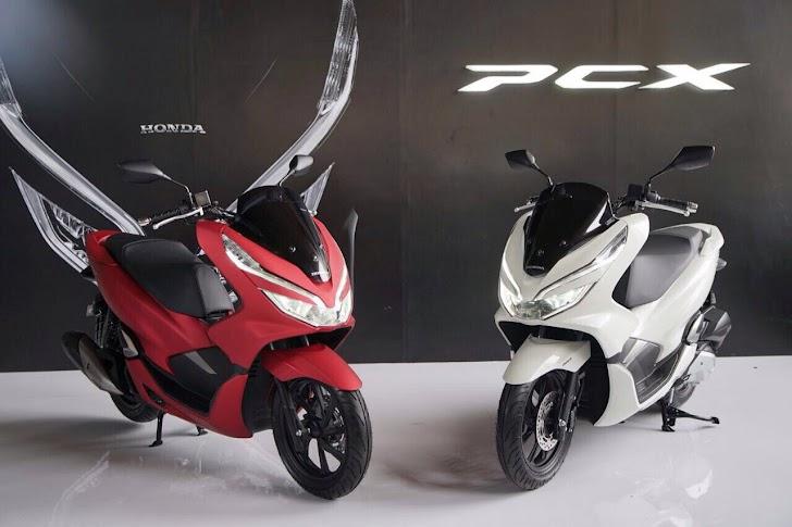 All New Honda PCX 150, Skutik Premium Produksi Indonesia Tercanggih di Kelasnya