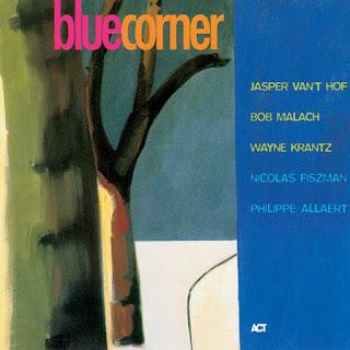 Jasper Van't Hof - 1996 - Blue Corner