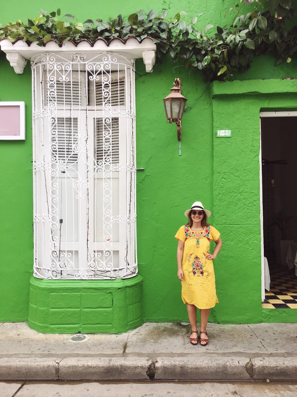 El viaje a Cartagena de Indias