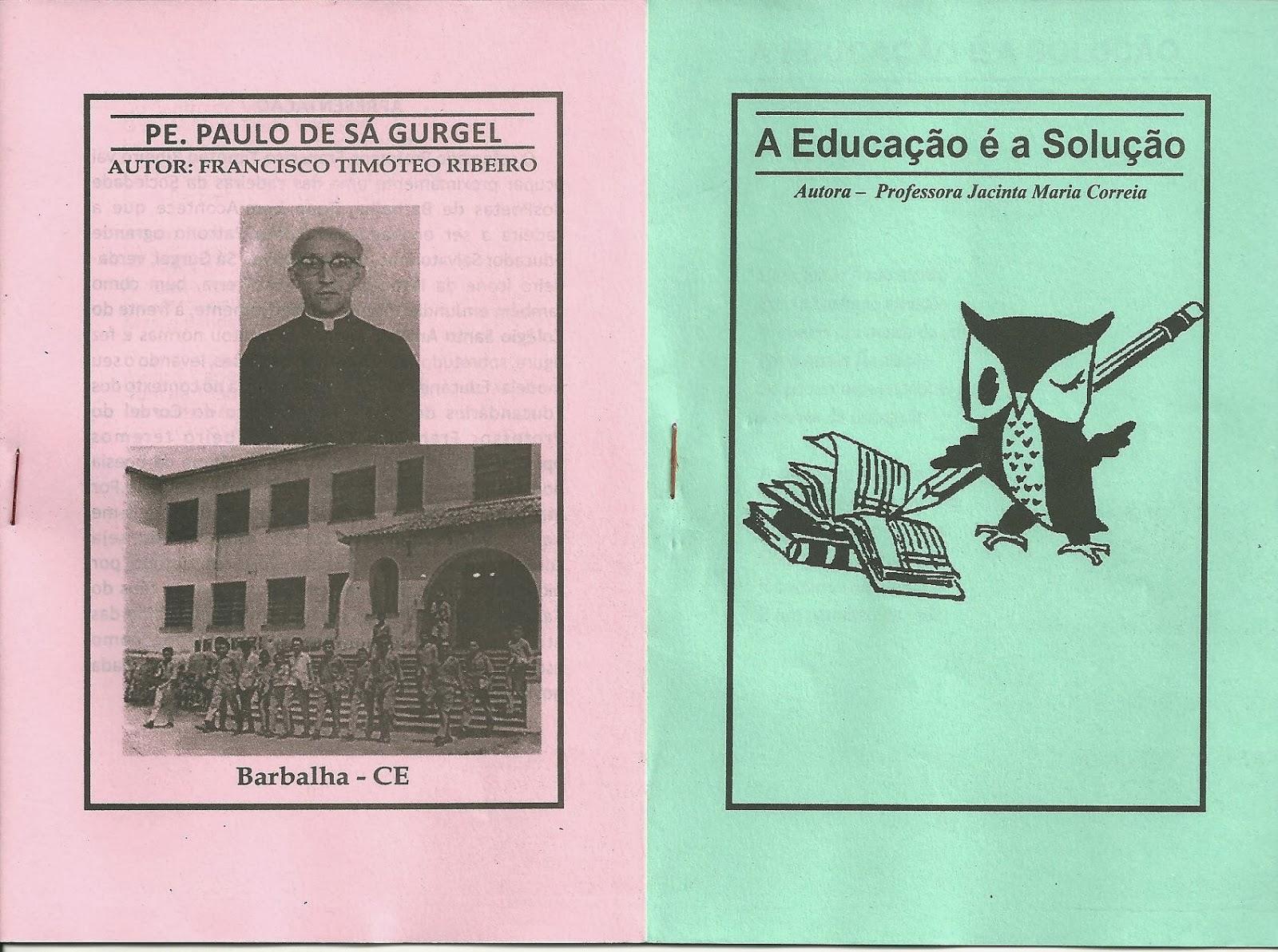 Blog Dos CordÉis: O Blog De Barbalha!: Lançamento De