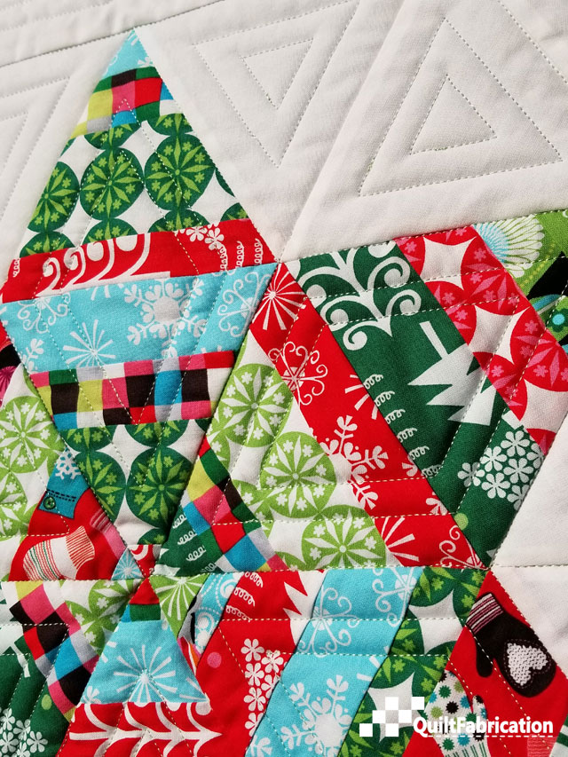 Adorn holiday wall quilt