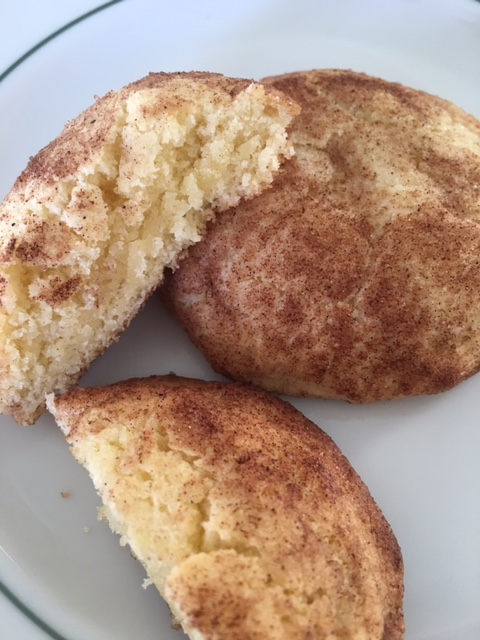 Snickerdoodle Cookie Recipe - Soft and Chewy | Linger | 640x480