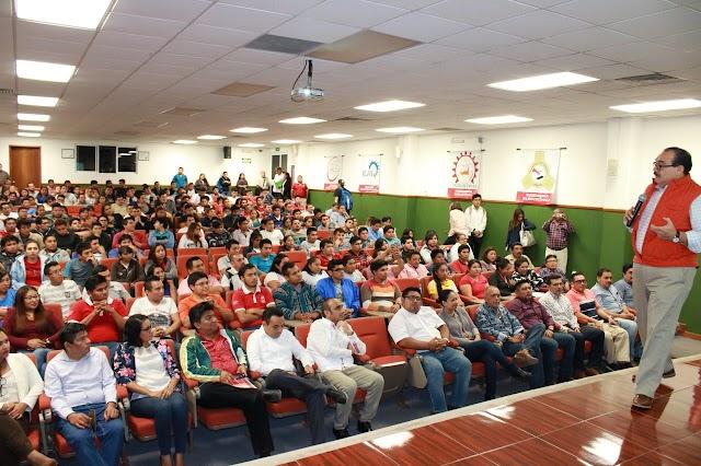 El futuro de Yucatán está en las ingenierías, afirma Ramírez Marín