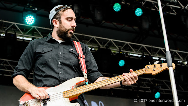 Hollerado at Riverfest Elora 2017 at Bissell Park on August 19, 2017 Photo by John at One In Ten Words oneintenwords.com toronto indie alternative live music blog concert photography pictures