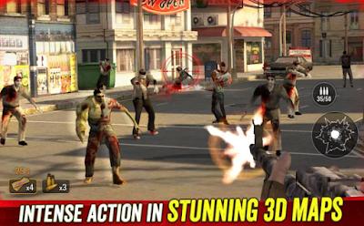 Download Zombie Hunter Apocalypse v2.3.5 Mod
