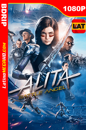 Battle Angel: La Última Guerrera (2019) Latino HD BDRIP 1080P - 2019
