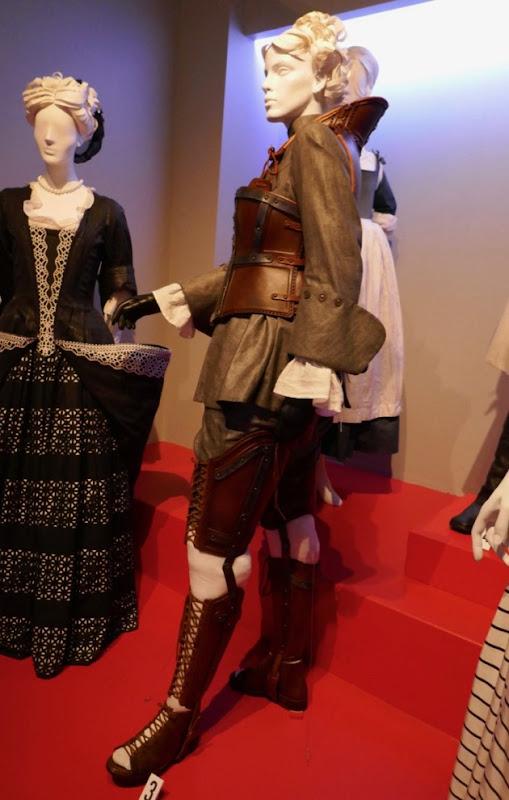 Olivia Colman Favourite Queen Anne riding costume