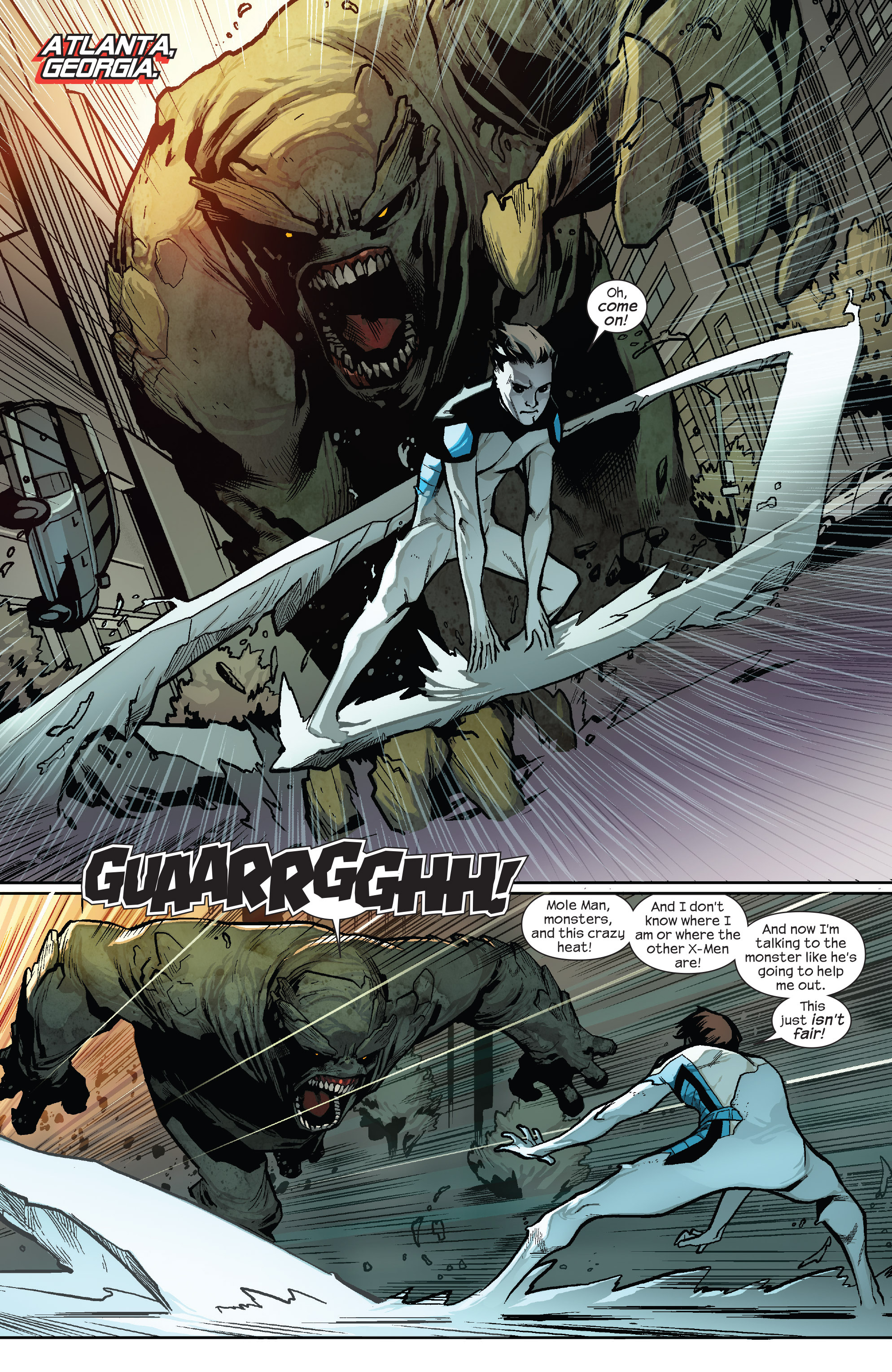 Read online All-New X-Men (2013) comic -  Issue #34 - 6
