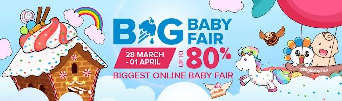 Lazada Big Baby Fair Sale Kini Kembali