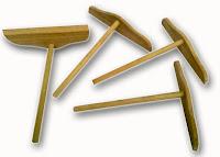 alat, perata, kayu, crepes, pembuat, crepe, wajan, loyang