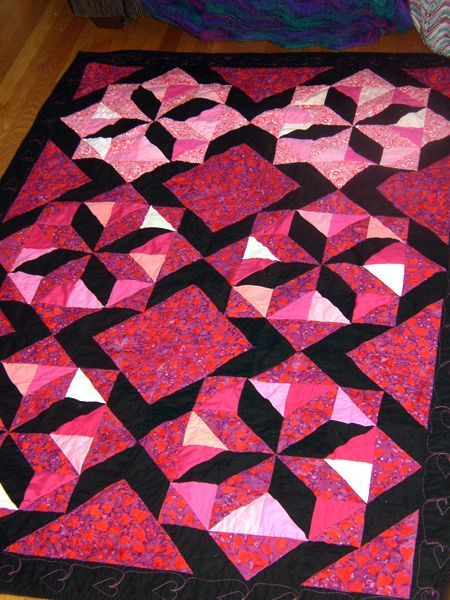 All Hallows Quilt Free Pattern