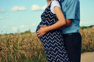 Image: Pregnancy Couple, by Beccalee on Pixabay