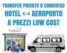 Trasfer aeroporto - albergo in Grecia