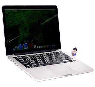MacBook Pro Retina 13-inch i5 Late 2013 Bekas