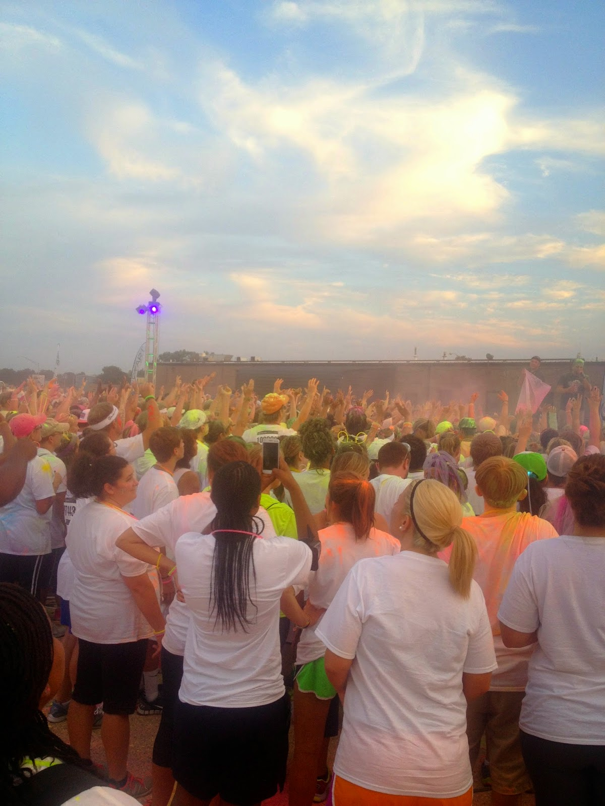blacklight 5k run memphis,tn