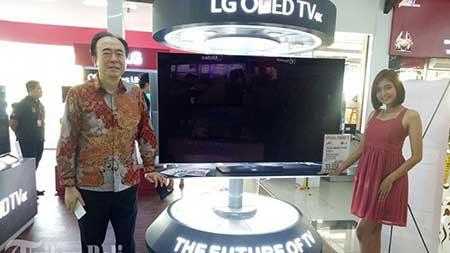 Alamat & Nomor Telepon Service Center LG Denpasar