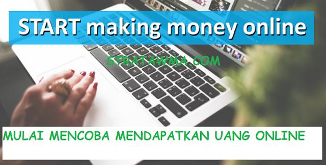 cara mendapatkan penghasilan secara online