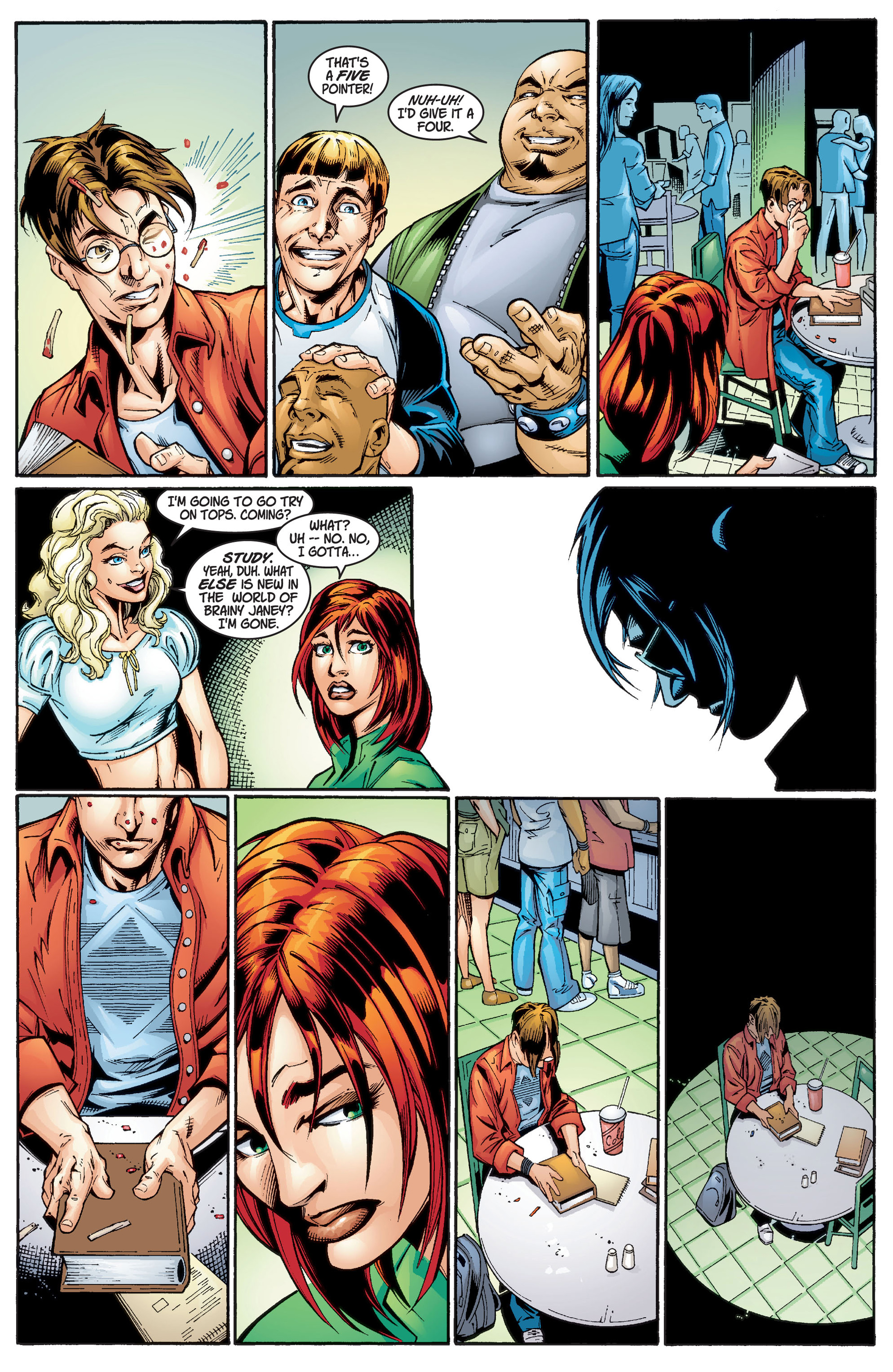 Read online Ultimate Spider-Man (2000) comic -  Issue #1 - 8