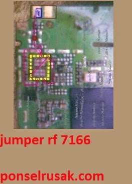 To see a picture of how jumpers cross v5 you can visit the blog page the cell phone is broken.