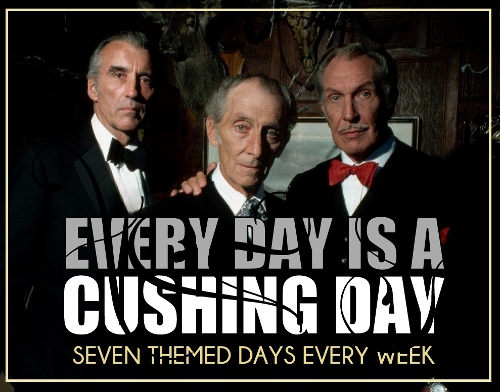 EVERY DAY A FACEBOOK CUSHING CELEBRATION