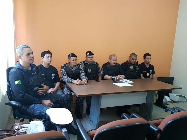Polícias fazem ação integrada em Cruzeiro do Sul e prendem mais de 20 pessoas, apreendem drogas, armas e veículos