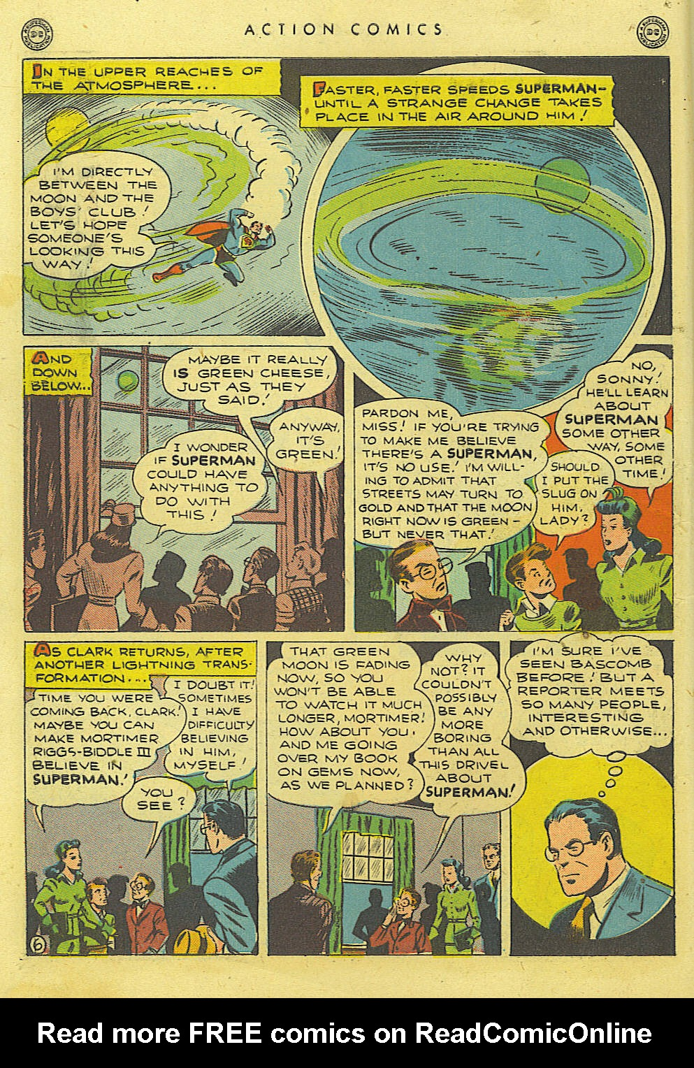 Read online Action Comics (1938) comic -  Issue #89 - 8