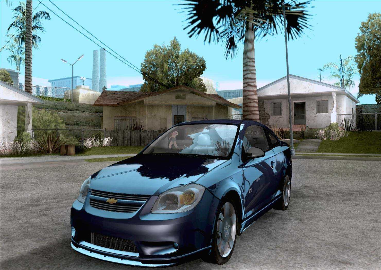 Chevrolet Cobalt SS Modification - Car Modification