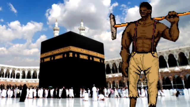 *Fakta Syiah bertujuan Menghancurkan Ka'bah*
