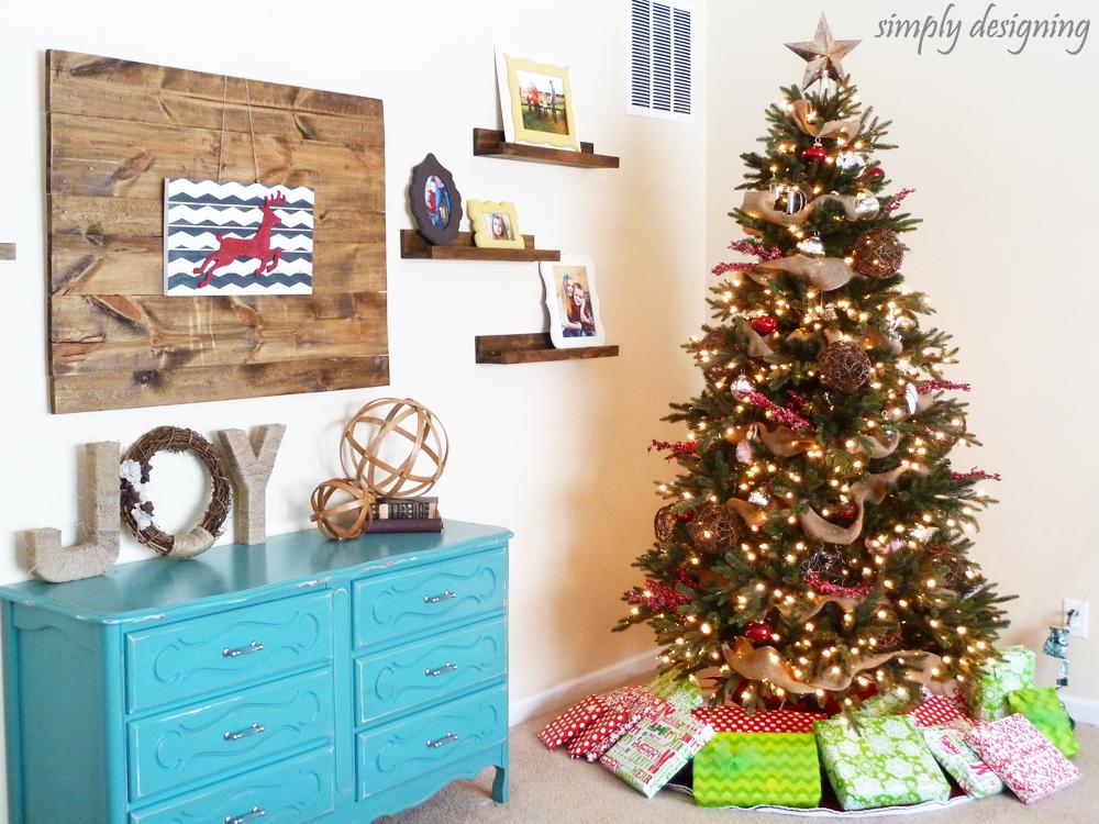 Christmas at Simply Designing