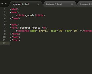 Mengenal Kode kode HTML Dasar Yang Perlu Diketahui