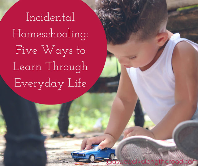 Homeschooling through everyday life