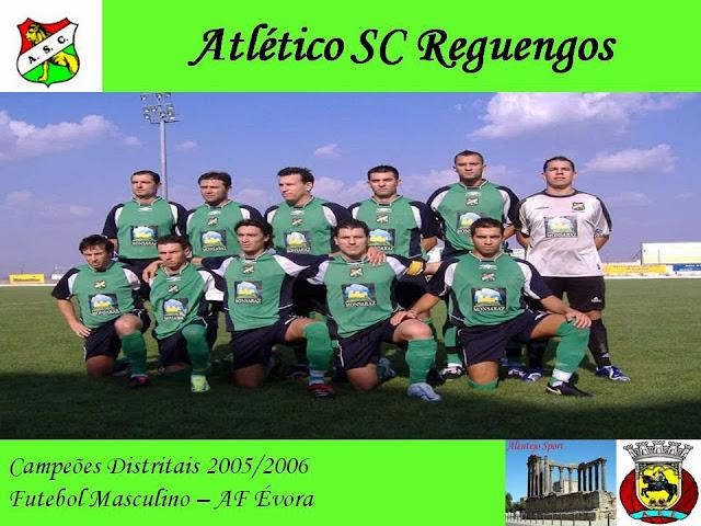 Resultado de imagem para Atletico SC Reguengos