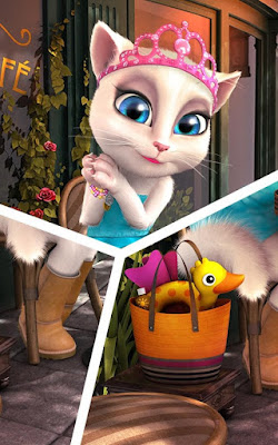 my Talking Angela Apk Mod 4