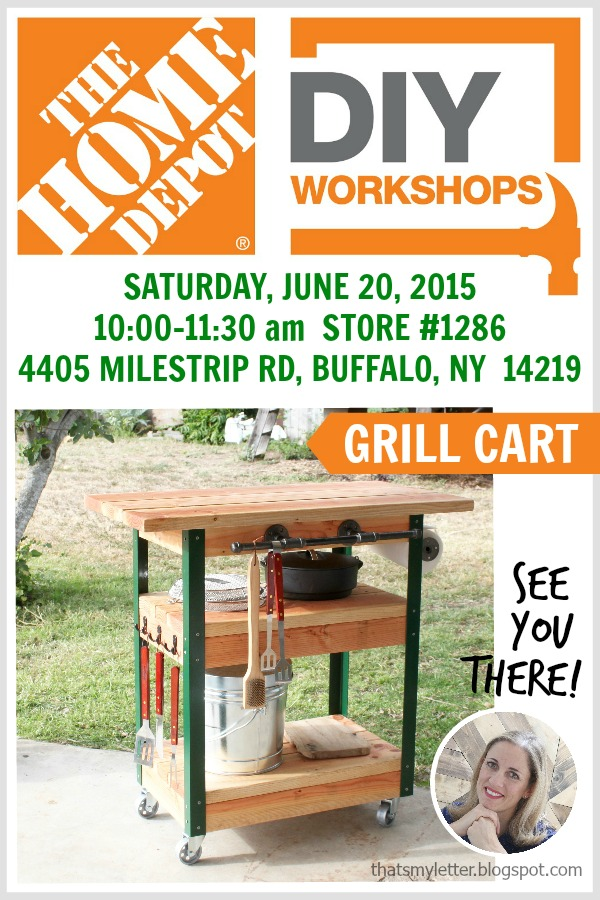 The Home Depot diy workshop