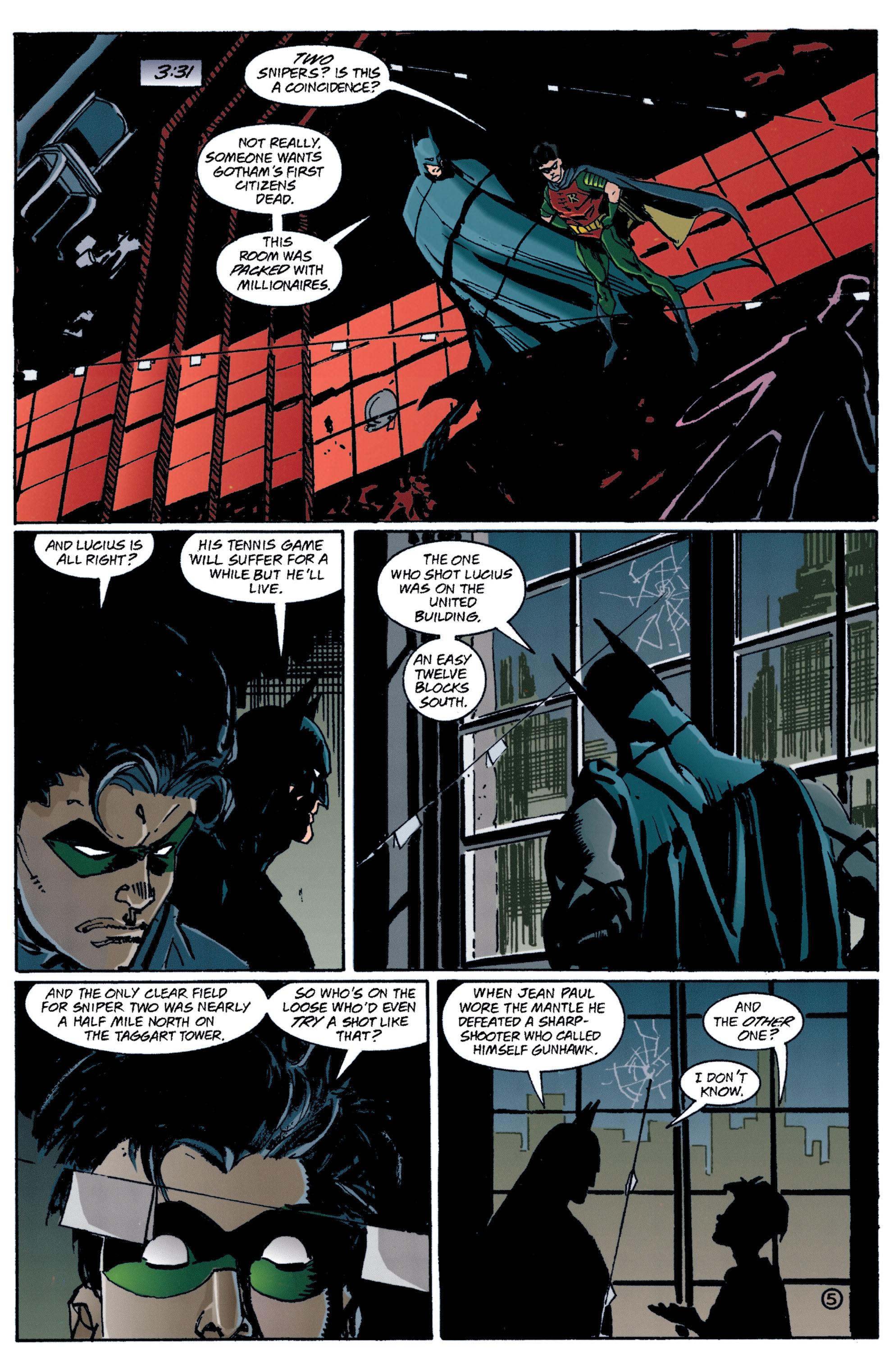 Detective Comics (1937) 709 Page 4