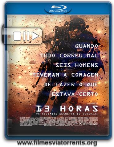 13 Horas: Os Soldados Secretos de Benghazi Torrent – BluRay 720p e 1080p Legendado (2016)