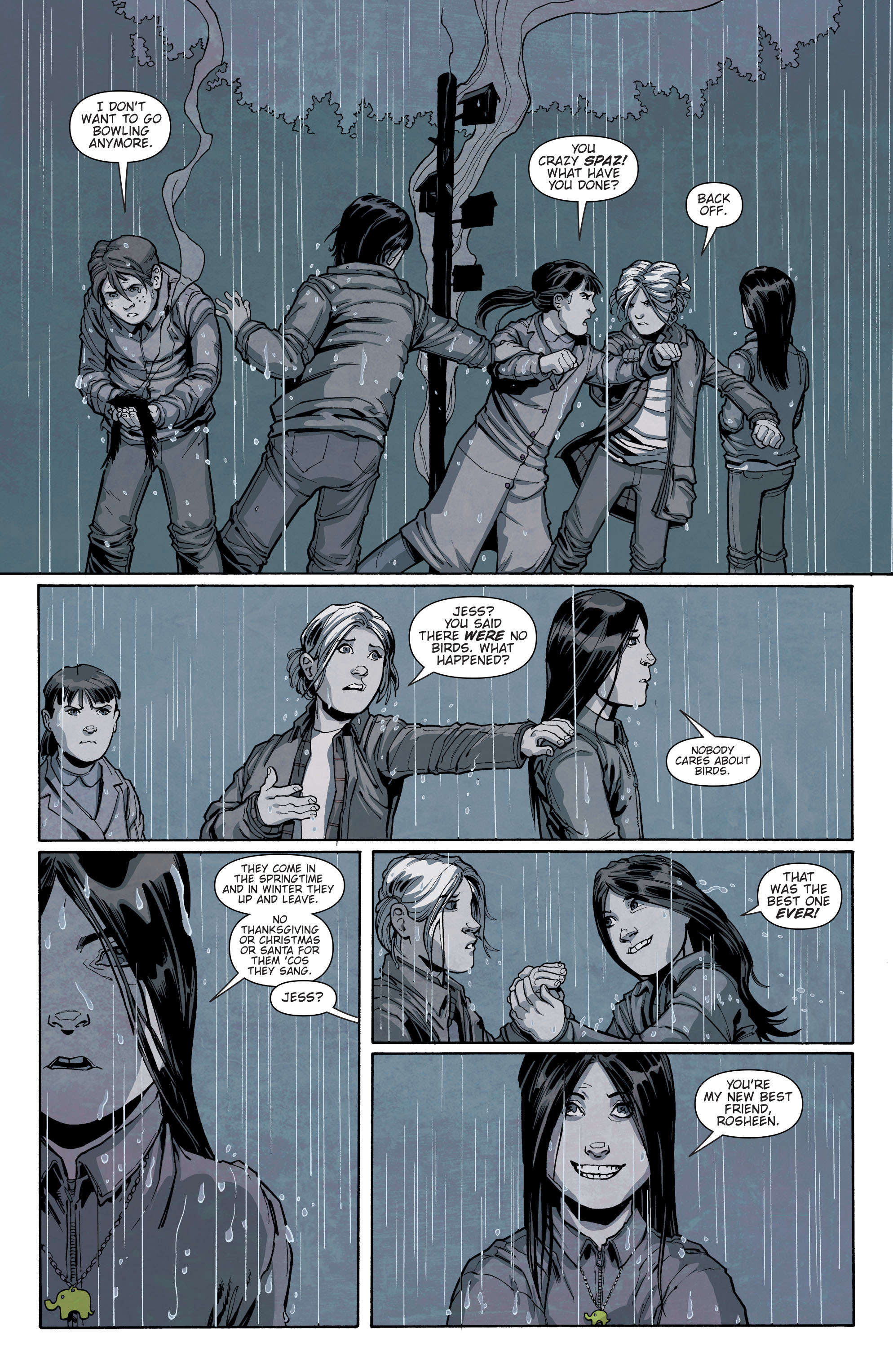 Read online Slash & Burn comic -  Issue #3 - 13