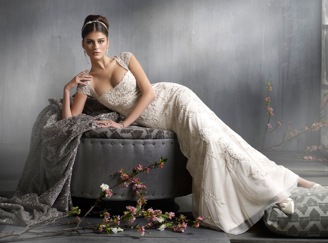 Find the Perfect Wedding Dress for Your Body Type - Fashion Addicted ...