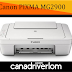 Canon PIXMA MG2900 Driver Download , For Mac , Windows And Linux