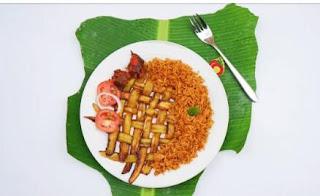 Nigerian Jollof rice is the sweetest