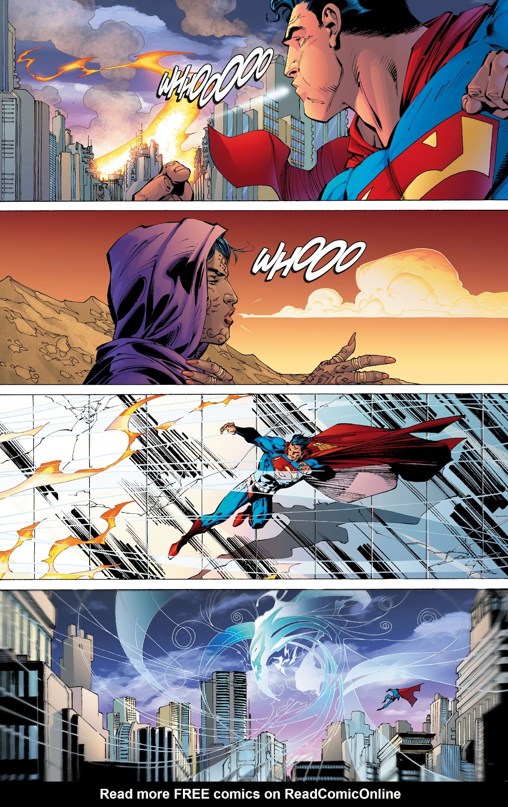 Read online Superman: For Tomorrow comic -  Issue # TPB (Part 2) - 42