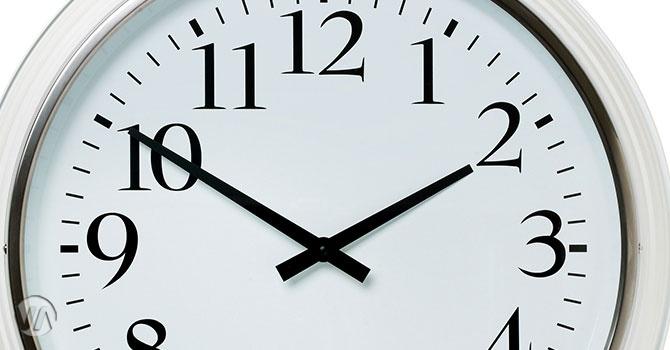 Şimdi saat kaç güncel saat (Saatler geri alındı mı)