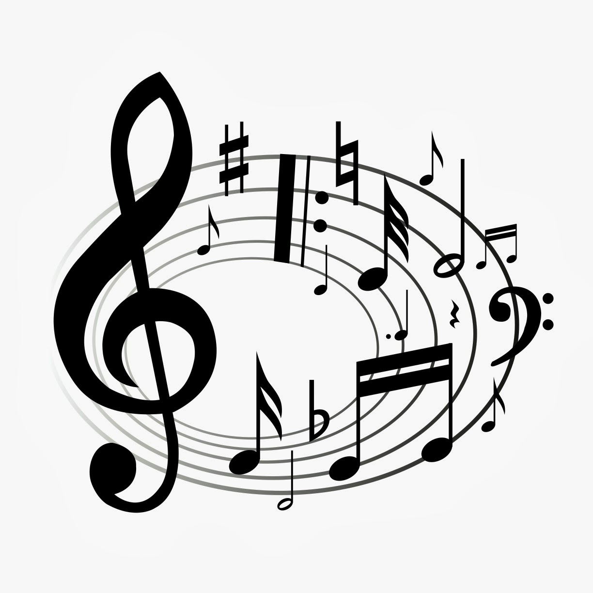 music words age clip clipart notes musical paper note song theatre concert years singing notas backgrounds different many night musicales