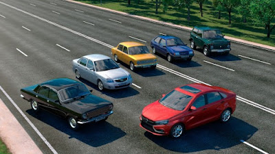 Driving Zone: Russia Apk v1.05