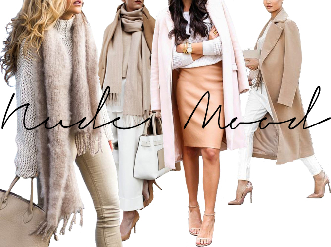 perfect nude outfit looks for any season