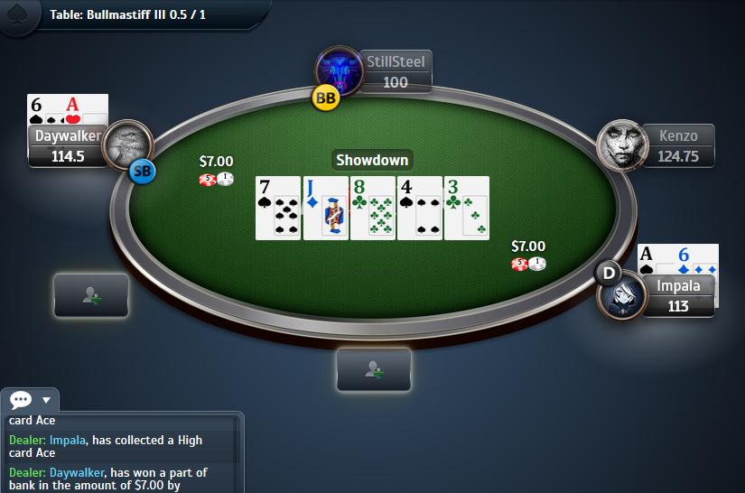 покер 1xbet онлайн